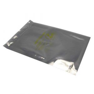 100 x Antistatic Metallic Shielding bag 3 x 5 inch (8.5 x 13 cm) - SHL3x5