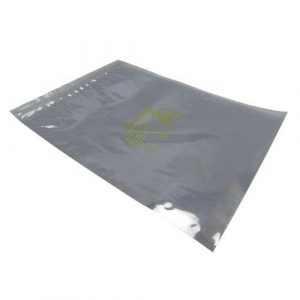 100 x SHL Brand Antistatic GRIP SEAL Shielding bag 6 x 8 inch (15.5 x 22 cm) - SHL6x8SS