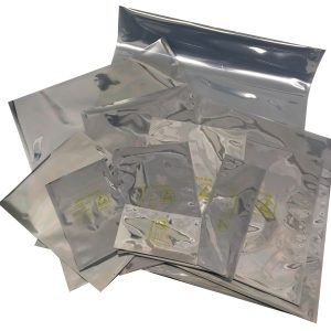 100 x SHL Antistatic Metallic Shielding ESD bag 6 x 14 inch (16.5 x 36 cm)